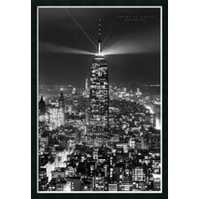 Empire of Lights Framed Photographic Print