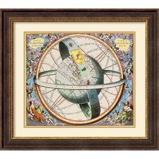 <strong>Amanti Art</strong> Celestial Atlas Framed Print by Andreas Cellarius