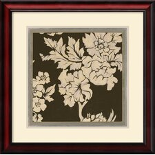 <strong>Amanti Art</strong> Textile Two Framed Print by Augustine