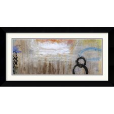 <strong>Amanti Art</strong> Enigmatic I Framed Print by Jennifer Hollack