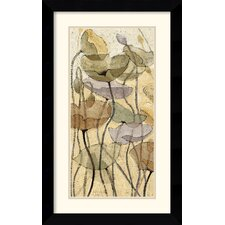 Fluidity II Framed Print by Shirley Novak