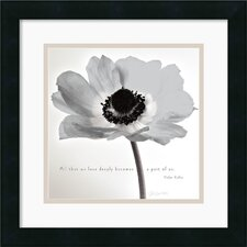 <strong>Amanti Art</strong> Poppy Love Framed Print by Deborah Schenck