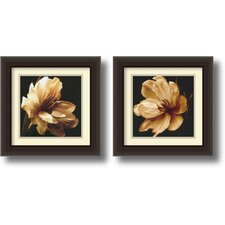 <strong>Amanti Art</strong> Timeless Grace Framed Print by Charles Britt (Set of 2)