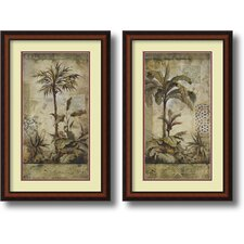 <strong>Amanti Art</strong> Patrick Framed Print by John Douglas (Set of 2)