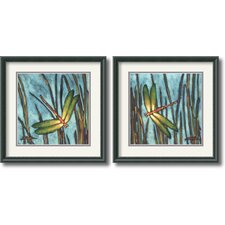 <strong>Amanti Art</strong> As You Wish Framed Print by Robert John Ichter (Set of 2)