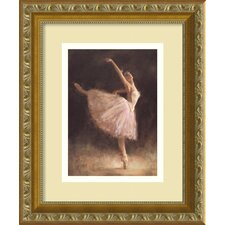 "The Passion of Dance by Richard Judson Zolan, Framed Print Art - 11.94"" x 9.94"""