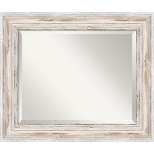 <strong>Amanti Art</strong> Alexandria Wall Mirror