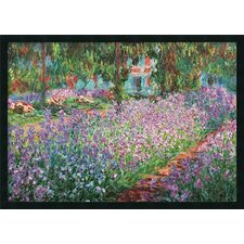 <strong>Amanti Art</strong> Le Jardin de Monet a Giverny Framed Print Art