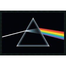 Pink Floyd - Dark Side of the Moon Framed Graphic Art