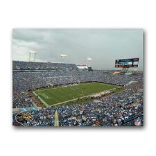 NFL Stadium Photographic Print on Canvas