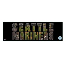 "MLB Team Pride 12"" x 36"" Canvas Art"