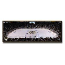 NHL Panoramic Photographic Print on Canvas