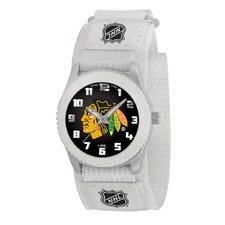 <strong>Game Time</strong> NHL White Rookie Series Watch