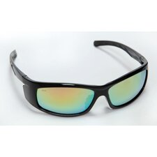 Vendetta Safety Glasses with Fusion Orange Lens