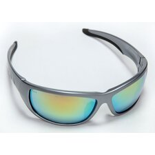 Aggressor Safety Glasses with Fusion Orange Lens