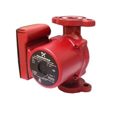 1/6 HP 115V 1-Speed Cast Iron Circulator Pump