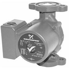 1/6 HP 115V 1-Speed Cast Iron 50 Flange Pump