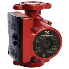 1/6 HP 3-Speed Cast Iron Circulator Pump