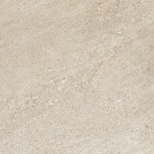"Allora 18"" x 18"" Unpolished Porcelain Tile in Sabbia"