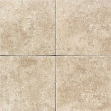 """Carriage House 6"""" x 6"""" Glazed Wall Tile in Straw"""