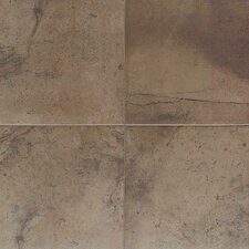 "Costa Rei 6"" x 6"" Glazed Field Tile in Terra Marrone"