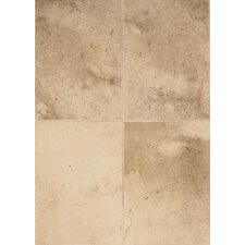 "Costa Rei 14"" x 10"" Glazed Field Tile in Oro Miele"