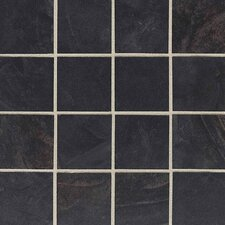"Siena Springs 13-1/8"" x 13-1/8"" Colorbody Porcelain Mosaic in Cavern"