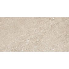 "Allora 18"" x 36"" Light Polished Porcelain Tile in Sabbia"