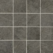 "Shadow Bay 11-15/16"" x 11-15/16"" Colorbody Porcelain Mosaic in Sea Grass"