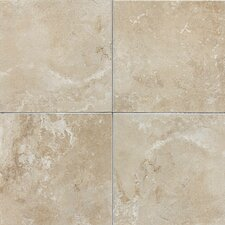 "<strong>American Olean</strong> Pozzalo 12"" x 12"" Glazed Field Tile in Manor Gray"