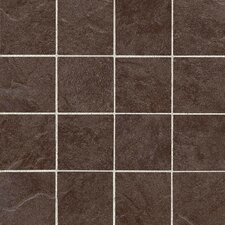 "Shadow Bay 11-15/16"" x 11-15/16"" Colorbody Porcelain Mosaic in Fishing Pier"