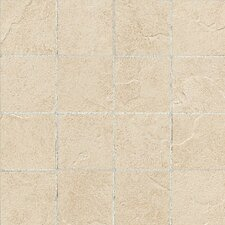 "<strong>American Olean</strong> Shadow Bay 11-15/16"" x 11-15/16"" Colorbody Porcelain Mosaic in Morning Mist"