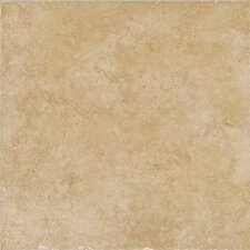 Treymont Glazed Porcelain Field Tile in Wheat