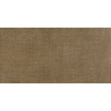 "Tex-Tile 12"" x 24"" Porcelain Floor Tile in Linen"
