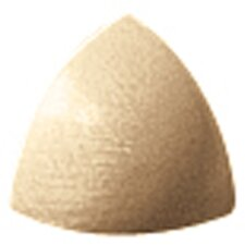 "<strong>Emser Tile</strong> Cape Cod 1"" x 1"" Beak Tile Trim in Natural Matte"