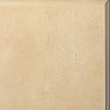 "Cape Cod 6"" x 6"" Double Bullnose Tile Trim in Natural Matte"