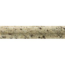 "Natural Stone 12"" x 2"" Granite OG in New Venetian Gold"