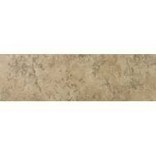 "Eurasia 13"" x 3"" Bullnose Tile Trim in Cafe"