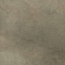 "St Moritz 12"" x 12"" Glazed Floor Porcelain Tile in Olive"