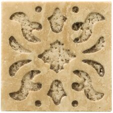 "<strong>Emser Tile</strong> Natural Stone 2"" x 2"" Molise Travertine Listello Corner"
