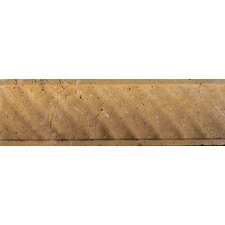 "Natural Stone 12"" x 4"" Fontane Ritz Molding in Oro"