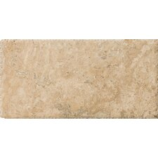 "Natural Stone 8"" x 16"" Chiseled Travertine Field Tile in Philadelphia"
