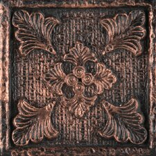 "<strong>Emser Tile</strong> Camelot 2"" x 2"" Merlin Dot in Copper"