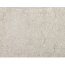 "<strong>Emser Tile</strong> Natural Stone 16"" x 24"" Tumbled Travertine Tile in Silver"