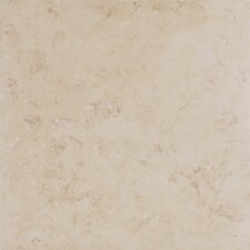"Belgio 20"" x 20"" Glazed Porcelain Tile in Beige"