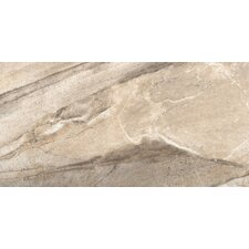 "Eurasia 12"" x 24"" Glazed Porcelain Tile in Chiara"