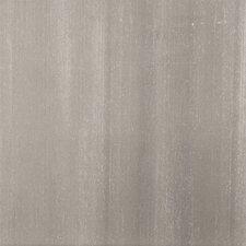 "Perspective 12"" x 12"" Glazed Porcelain Tile in Gray"