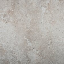 "Primavera 18"" x 18"" Glazed Porcelain Tile in Flora"