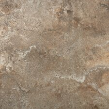 "Primavera 18"" x 18"" Glazed Porcelain Tile in Orchard"