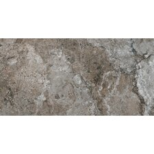 "Primavera 12"" x 24"" Glazed Porcelain Tile in Spring"
